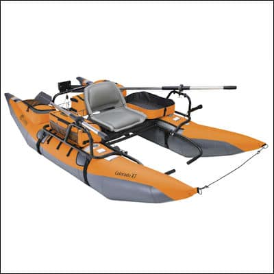 Classic Accessories Colorado XT Inflatable Pontoon Boat review