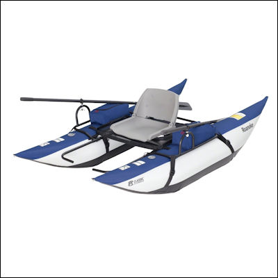 Classic Accessories Roanoke Inflatable Pontoon Boat review