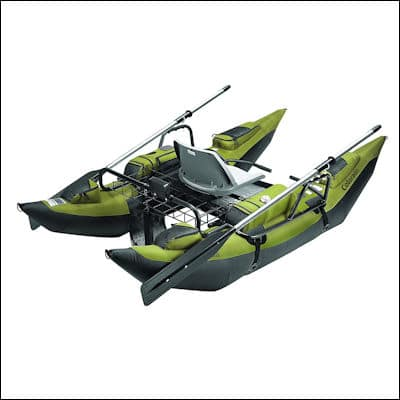 Colorado Inflatable Pontoon Boat review