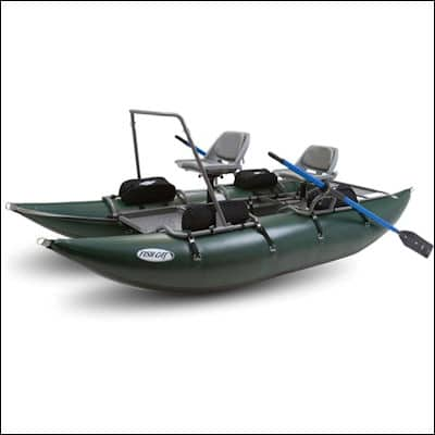 Outcast Fish Cat 13 Pontoon Boat review