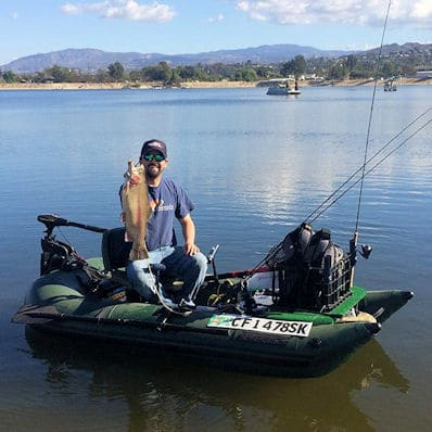 Sea Eagle 285 Inflatable Frameless Fishing Pontoon Boat review