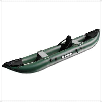Saturn 13' Fishing Inflatable Kayak review