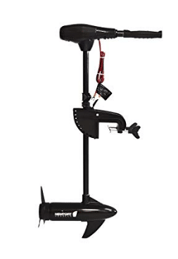 Newport Vessels 55 Pound Thrust 8 Speed Electric Trolling Motor review