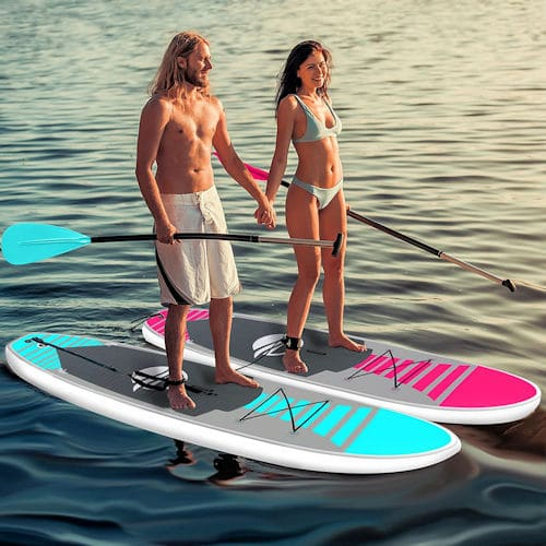 stand up inflatable paddle board reviews