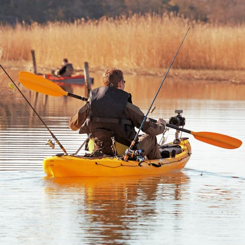 trolling motor batteries for kayaks reviewed