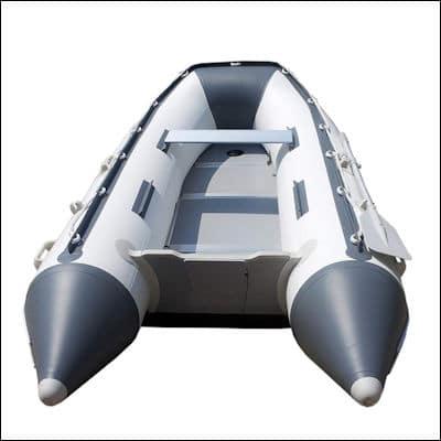 Newport Vessels Dana Inflatable Sport Tender review