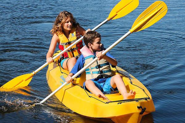 best kayak paddle