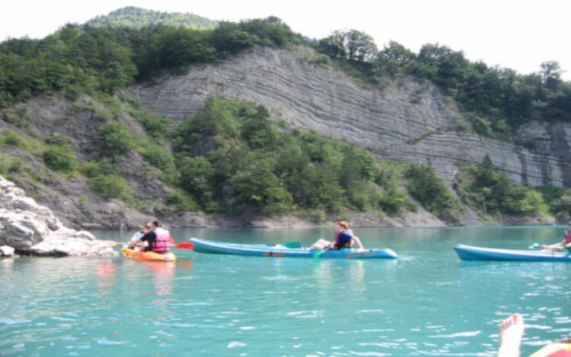 Kayaking in the French Alps | Best Places To Kayak