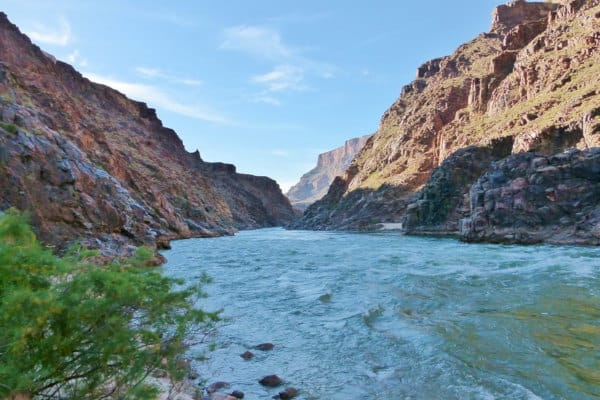 Grand Canyon Rafting | Bridge Canyon Rapid