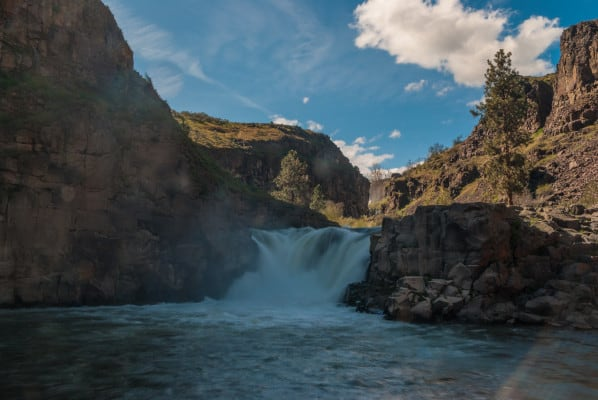 Grand Canyon Rafting | Celestial Falls Oregon