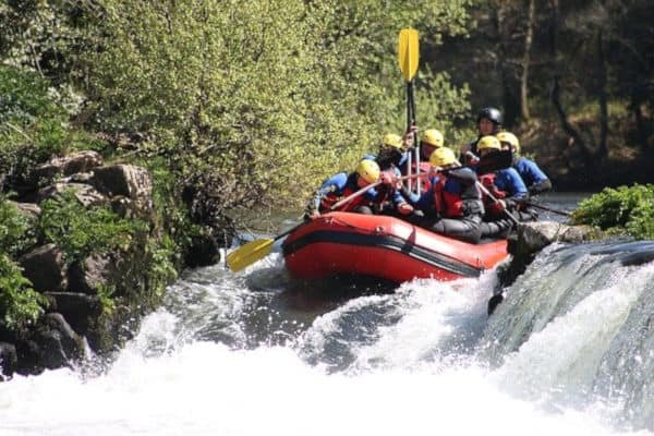 Grand Canyon Rafting | Manual Rafting