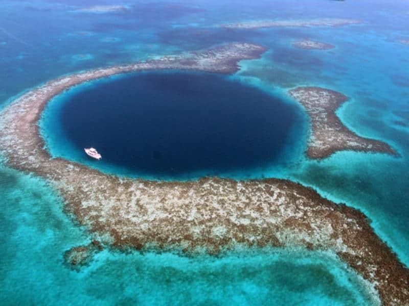 Best Places To Dive - Belize